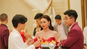Cả dàn sao Việt tham gia web drama đầu tay của Minh Hằng