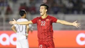 Cầu thủ Tiến Linh góp áo đấu ủng hộ gây quỹ chống dịch Covid-19
