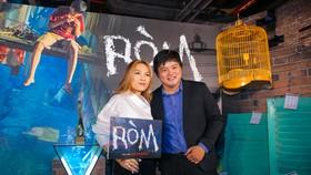 """Mỹ Tâm, Trấn Thành, Karik, Wowy xuất hiện tại lễ ra mắt phim """"Ròm"""""""