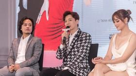Ngô Kiến Huy một mình đóng 2 vai trong phim mới
