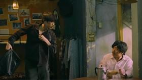Một cảnh trong phim Bố già