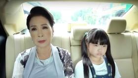 """NSND Kim Xuân đánh dấu sự trở lại với """"Công chúa nhỏ của nội"""""""