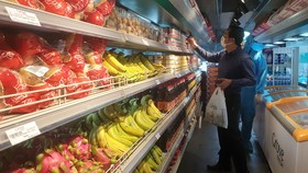 """Khai trương """"siêu thị mini di động"""" bình ổn giá"""