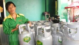 Giá gas tăng mạnh, tiến về mức 500.000 đồng/bình 12kg