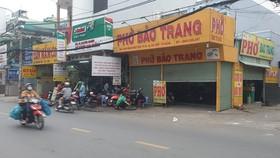 Từ khi TPHCM cho phép bán mang về, rất ít quán mở bán lại