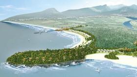 Phối cảnh dự án Lancaster Nam O Resort
