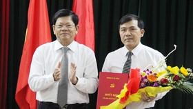 Ông Nguyễn Đức Nam làm Phó Tổng biên tập Báo Đà Nẵng