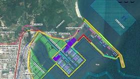 Quy hoạch Cảng Liên Chiểu 1/500