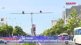 """Đà Nẵng: """"Mắt thần"""" giám sát giao thông"""