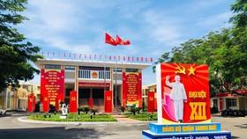 Chào mừng Đại hội Đảng bộ quận Thanh Khê, TP Đà Nẵng lần thứ XII, nhiệm kỳ 2020-2025