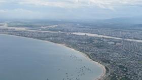 Xây dựng, phát triển Sơn Trà là trọng điểm du lịch, dịch vụ và phát triển kinh tế biển của TP Đà Nẵng.  Ảnh: NGUYÊN KHÔI