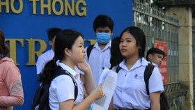 18 giờ ngày 30-7, có điểm thi tuyển sinh lớp 10 THPT trên địa bàn Đà Nẵng