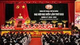 Sáng nay 21-10, Đại hội đại biểu Đảng bộ TP Đà Nẵng lần thứ XXII, nhiệm kỳ 2020-2025 chính thức khai mạc