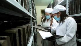 Khám phá nơi lưu trữ Mộc bản Triều Nguyễn