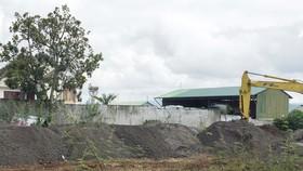 Hàng trăm tấn chất thải nhà máy Bauxite Tân Rai bị lấy trộm