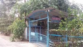 Quán cơm gà Tam Nguyên trên đường Ankroet, phường 7, TP Đà Lạt