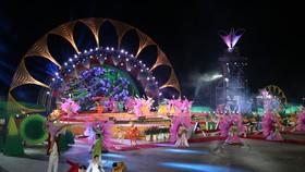 Đêm khai mạc Festival Hoa Đà Lạt đầy sắc màu