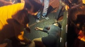 Chê đồ ăn, du khách bị đánh bất tỉnh giữa chợ đêm Đà Lạt