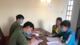 Triệu tập học sinh lớp 9 giả mạo văn bản của UBND tỉnh cho phép học sinh nghỉ học