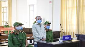 Tuyên phạt 10 năm tù đối tượng chống Nhà nước