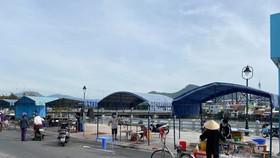 Nha Trang lấy mẫu tầm soát tại 16 xã, phường có nguy cơ rất cao