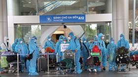 251 phụ nữ mang thai được đón về Lâm Đồng