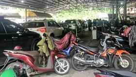 Xe cộ từ các tỉnh phía Nam ùn ùn đổ về Lâm Đồng