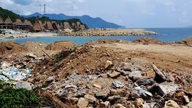 """Vụ """"xóa sổ"""" Bãi Tiên: Phạt Cty CP Khu du lịch Champarama 105 triệu đồng"""