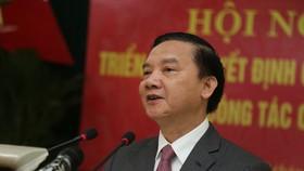 Khánh Hòa chính thức có Bí thư Tỉnh ủy mới