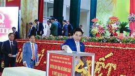 Đồng chí Nguyễn Khắc Định tái đắc cử Bí thư Tỉnh ủy Khánh Hòa