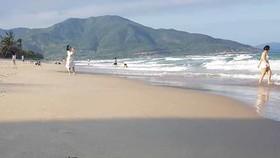 4 học sinh tắm biển bị nước cuốn tử vong ở Bãi Dài