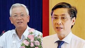 Khởi tố, bắt tạm giam 2 cựu Chủ tịch UBND tỉnh Khánh Hòa Nguyễn Chiến Thắng và Lê Đức Vinh