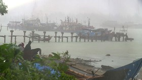 Bão số 2 đã suy yếu thành áp thấp nhiệt đới, 2 người tử vong do bão