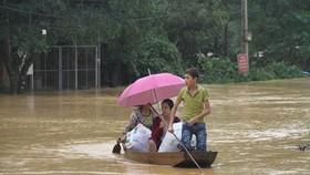 Sắp có cơn bão thứ 5, miền Trung có thể hứng chịu đợt mưa lũ khủng khiếp