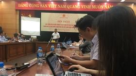 """Thứ trưởng: Thông tư về hàng hóa """"made in Vietnam"""" giúp DN tránh bị cáo buộc gian lận"""