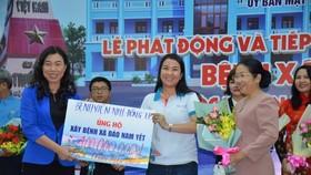 Hơn 11 tỷ đồng ủng hộ xây dựng bệnh xá trên đảo Nam Yết, huyện Trường Sa