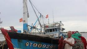 Bộ NN-PTNT đề nghị các địa phương động viên ngư dân bám biển, khai thác bình thường. Ảnh theo Báo Nông nghiệp Việt Nam