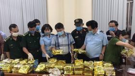 Chở ma túy bằng container từ Việt Nam sang Hàn Quốc để tiêu thụ