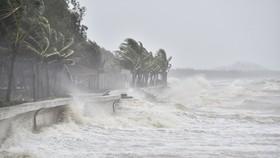 Dự báo cơn bão sắp tới có thể đạt cấp 9-11 và đổ bộ vào Bắc Trung bộ gây mưa rất lớn cho Trung bộ và Bắc bộ