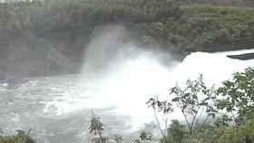 Báo động cho hạ du hồ Kẻ Gỗ