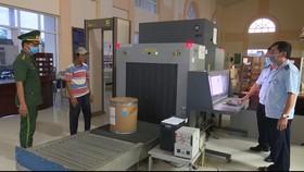 Phát hiện hơn 30 kg ketamin được giấu tinh vi trong thùng hàng qua cửa khẩu Tịnh Biên