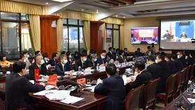 Ký kết xuất khẩu thạch đen Việt Nam sang Trung Quốc