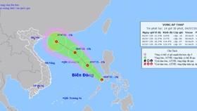 Ứng phó áp thấp ở Biển Đông, thời tiết xấu tại Nam bộ