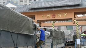 Hôm nay 18-8, cửa khẩu Tân Thanh thông mở trở lại