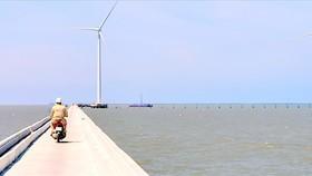 Thêm 3 nhà máy điện gió chuẩn bị hòa lưới điện