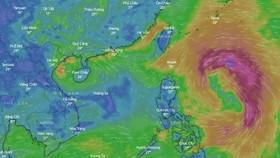 Đề nghị túc trực 1 tàu SAR tại Cửa Lò để ứng phó bão