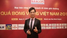 Danh ca – nhạc sĩ Ngọc Sơn háo hức chờ đợi Giải thưởng Quả bóng Vàng Việt Nam 2019
