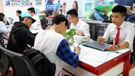 Trường ĐH Kinh tế Tài chính điểm trúng tuyển từ 18-22 điểm