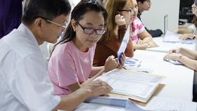 Nhiều trường công bố điểm sàn xét tuyển đại học