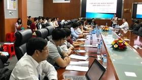Hàng trăm sinh viên các trường ĐH tham gia đào tạo khởi nghiệp